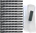 Lamkin Wrap-Tech Standard White Trim - 13 pc Grip Kit