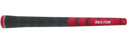 Rexton Dual-Texture Oversize Red/Black