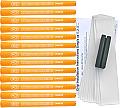 Avon Chamois Oversize Yellow - 13 pc Grip Kit