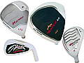 Built Heater White 11-Club Set