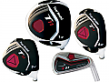 Built T11 White 11-Club Set