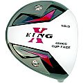 King-X Cup Face Titanium Driver Head