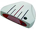 Heater 5.0 White Mallet Putter Component Kit RH