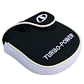 Turbo Power White/Black Putter Headcover RH