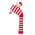 "Hello Kitty Golf ""Mix & Match"" Hybrid Headcover Red/White"