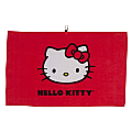 Hello Kitty Golf Tour Towel - Red