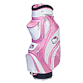 "Hello Kitty Golf ""Mix & Match"" Cart Bag Pink/White"