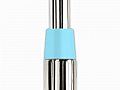 "Sky Blue Ferrule 1/2"", Pack of 10"