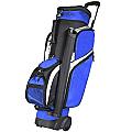 "RJ Sports Wheeled 9.5"" Transport Bag - Royal"