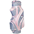 "Hello Kitty Golf ""Mix & Match"" Cart Bag Gray/Pink"