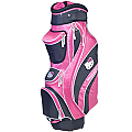 "Hello Kitty Golf ""Mix & Match"" Cart Bag Black/Pink"