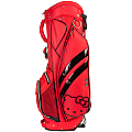 Hello Kitty Diva Stand Bag - Red