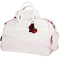 Hello Kitty Diva Duffle Bag - White