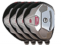 Built Heater BMT2 Hybrid 9-Club Graphite Set