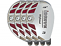 Built iDrive Hybrid 4-Club Graphite Set