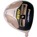 Turbo Power Soar White Titanium Driver Head