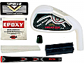 Tour Model Heater 3.0 White Iron Component Kit RH