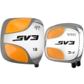 Built SV3 Titanium Driver + 2 x SV3 Fairway Woods LH