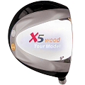 Built Tour Model X5 Titanium Driver