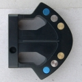 Black CNC Milled Mallet Putter Head - RH