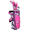 Hello Kitty Golf Junior Set Age 9-12