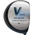 V-Series 360 Titanium Driver Head