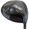 Custom-Built PowerBilt Air Force One DFX Titanium Driver