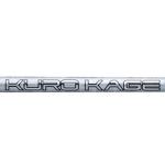 Mitsubishi-Rayon Kuro Kage Silver TiNi Graphite Wood