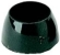 "Wood Ferrule Black 1/4"", Pack of 10"