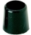 "Wood Ferrule 1/2"" Black, Pack of 10"