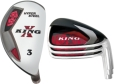 King-X Hybrid / Iron Combo Set (8 Heads)
