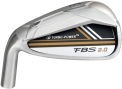 Custom-Built Turbo Power FBS 2.0 Iron Set Left Hand