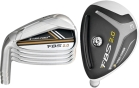 Turbo Power FBS 2.0 Hybrid / Iron Combo Set (8 Heads) LH