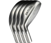 Built Power Play Select 5000 Hybrid 9-Club Steel Set