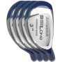 Built Integra Sooolong Hybrid 4-Club Steel Set