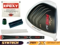 Turbo Power Fire 3.0 White Titan Driver Component Kit
