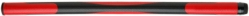 19-Inch Round Soft PU Belly Putter Grip Black/Red