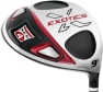 Tour Edge Exotics XCG4 Driver, Graphite Design Tour AD45