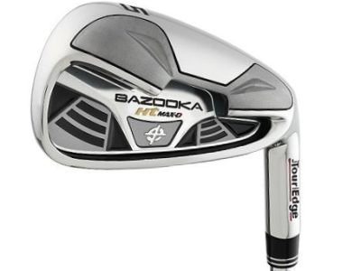 Tour Edge Bazooka HT Max D Iron Set - Steel