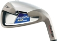 Tour Edge Bazooka HT Max Iron Set - Graphite