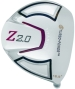 Custom-Built Turbo Power Z-2.0 Titanium Driver