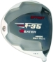 Heater F-35 Cup Face Offset Titanium Driver Head RH