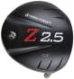 Custom-Built Turbo Power Z-2.5 Titanium Driver