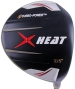 Turbo Power X-Heat Titanium Driver Head