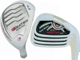 Heater 4.0 White Hybrid / Iron Combo Set LH (8 Heads)