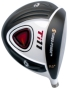 Turbo Power Ti11 460 Titanium Driver Head RH