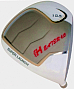 Heater 4.0 White Titanium Driver Head LH