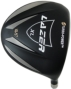 Custom-Built Turbo Power Lazer XL Titanium Driver