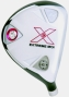 X9 Extreme MOI Fairway Wood Head LH