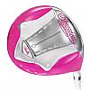 iBella Obsession Pink Titanium Driver Head